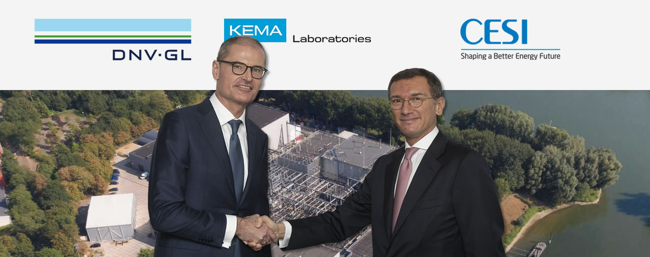 Transfer of KEMA to CESI